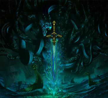 Wizards of the Coast reveló nuevos detalles y cartas para su siguiente set de Magic: The Gatheringinspirado en Vikingos,Kaldheim.