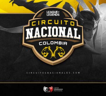 ¡Regresan los Circuitos Nacionales Apertura 2021! La grieta se abre nuevamente en busca de las nuevas promesas colombianas de League of Legends.