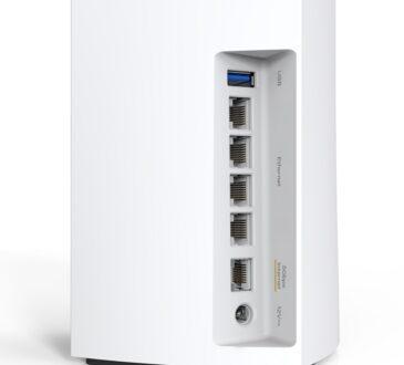 Linksyspresentó sus avances más recientes en WiFi y en la tecnología de detección de movimiento con el Sistema Linksys AXE8400 Wi-Fi 6E y Linksys Aware.