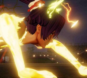 BANDAI NAMCO presentó el primer tráiler gameplay de Yoruichi, quien se incorporará rápidamente al elenco de JUMP FORCE como parte del Pase de Personajes 2 a principios de 2021.