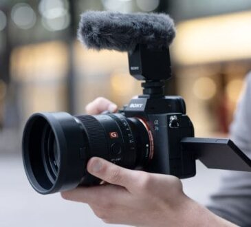 Sony presentó el lente FE 35mm F1.4 GM (modelo SEL35F14GM), la última incorporación a su aclamada serie G Master de lentes de fotograma completo.