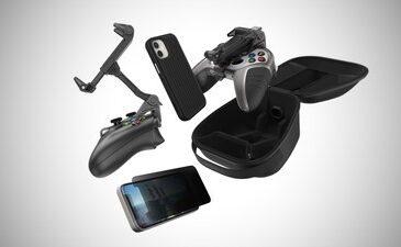 OtterBox dio a conocer un portafolio completo de productos para jugarque cerrarán la brecha entre las experiencias de consola y juegos móviles.