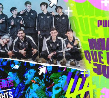 PUMA, siempre en búsqueda de impulsar los deportes, tanto tradicionales como innovadores, anuncia su colaboración con Riot Games para las próximas temporadas de LOL.