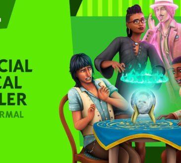 Electronic Arts y Maxis dan inicio al nuevo año con la revelación del Pack de Accesorios: Paranormal, de Los Sims 4, el paquete terroríficamente divertido.
