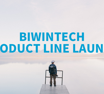BIWIN fabricante líder en productos basados en flash y DRAM-IC anuncia en el marco del CES 2021 el lanzamiento de su marca de memoria basada en el rendimiento y SSD: Biwintech.