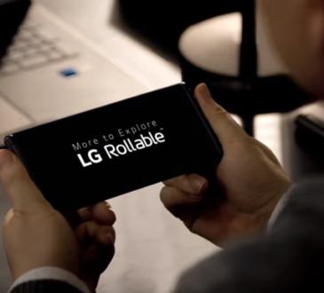 Durante el CES 2021 LG le enseño al mundo su teléfono enrollable, que se esperamos que debute en algún momento de este año.