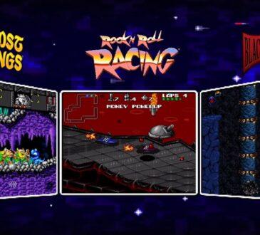 En el inicio de la BlizzConline Blizzard anunció Blizzard Arcade Collection, un paquete digital de The Lost Vikings, Rock N Roll Racing y Blackthorne