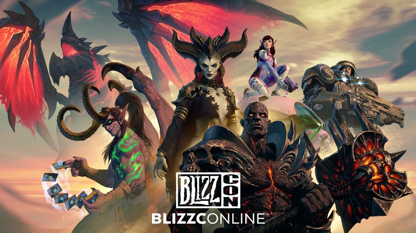 Durante el pasado fin de semana, Blizzard Entertainment celebró su primera BlizzConline, la versión totalmente virtual de su BlizzCon tradicional