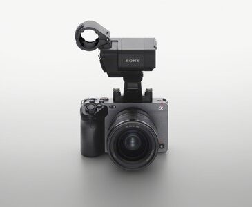 Sony Electronics anunció la cámara FX3 (modelo ILME-FX3) que combina lo mejor de la tecnología de cine digital con funciones avanzadas