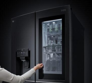 Los nuevos refrigeradores InstaView de LG ahora incorporan la tecnología UVnano de LG, que aprovecha el poder de la luz para mantener sin esfuerzo