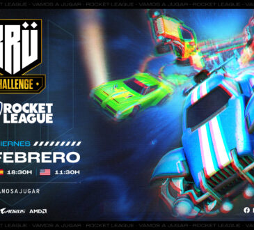 La arena de Rocket League se prepara para recibir a todo KRÜ Esports en un nuevo KRÜ Challenge, por el canal de Twitch de Sergio Agüero.