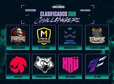 Los mejores equipos de VALORANT en Latinoamérica se enfrentan esta semana