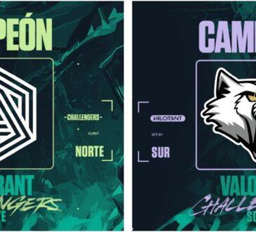 El primer torneo VALORANT Challengers definió a LAZERKLAN como el mejor equipo de Latinoamérica Norte (LAN) y Wygers Argentina como el mejor de Latinoamérica Sur (LAS).