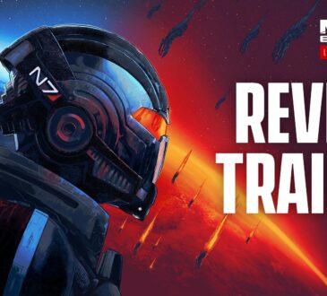 Mass Effect Legendary Edition llega el 14 de mayo