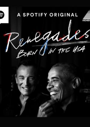 """El ex presidente Barack Obama y Bruce Springsteen se unen en el nuevo podcast """"Renegades: Born in the USA"""""""