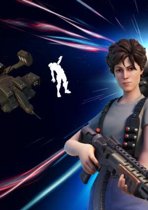 Ripley y el Xenomorfo se unen a esta temporada de Fortnite. Desde ayer, los jugadores podrán encontrar ambos atuendos en la Tienda.