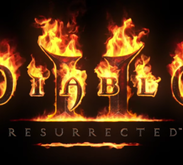 Blizzard Entertainment anunció Diablo II: Resurrected, la versión remasterizada definitiva de Diablo II y su expansión Lord of Destruction.