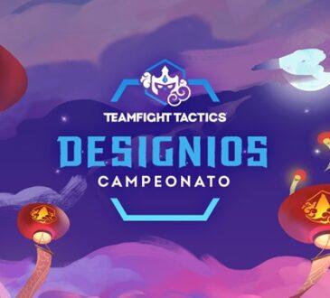 Riot Games anunció que el siguiente torneo mundial, el campeonato de Teamfight Tactics: Designios, tendrá lugar del 7 al 9 de abril.