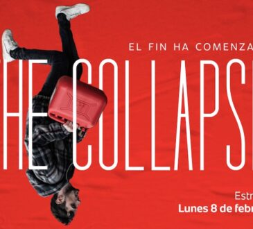 """Con esta premisa arranca """"The Collapse"""", la antología francesa de ocho partes estrena en la pantalla de AMC este lunes 8 de febrero a las 10:00 pm"""