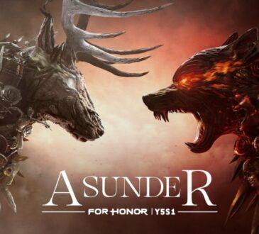 Esta semana, Ubisoft celebra el cuarto aniversario de For Honor con el anuncio del Año 5 de For Honor: Año de los Pactos. Tras cuatro años de mejoras