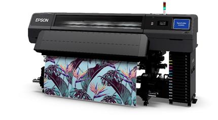 Epson amplió su presencia en el mercado de señalización con la introducción de la impresora SureColor R5070L.