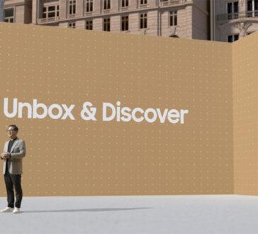 Samsung Electronics dio a conocer su línea de MICRO LED, Samsung Neo QLED, televisores, monitores y barras de sonido en su evento virtual Unbox & Discover.